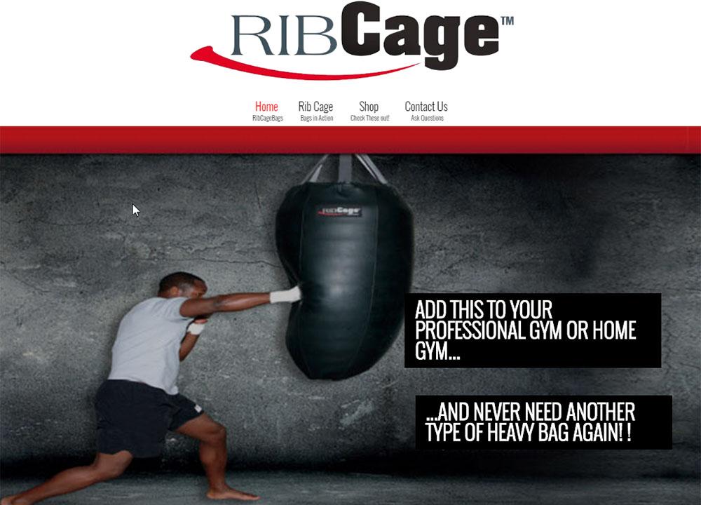 Rib Cage Bags