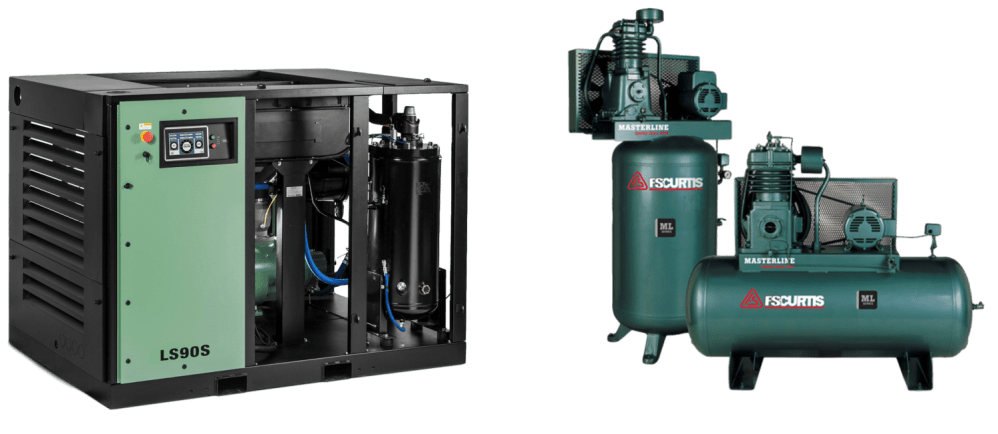 medium resolution of sullair and fscurtis air compressors