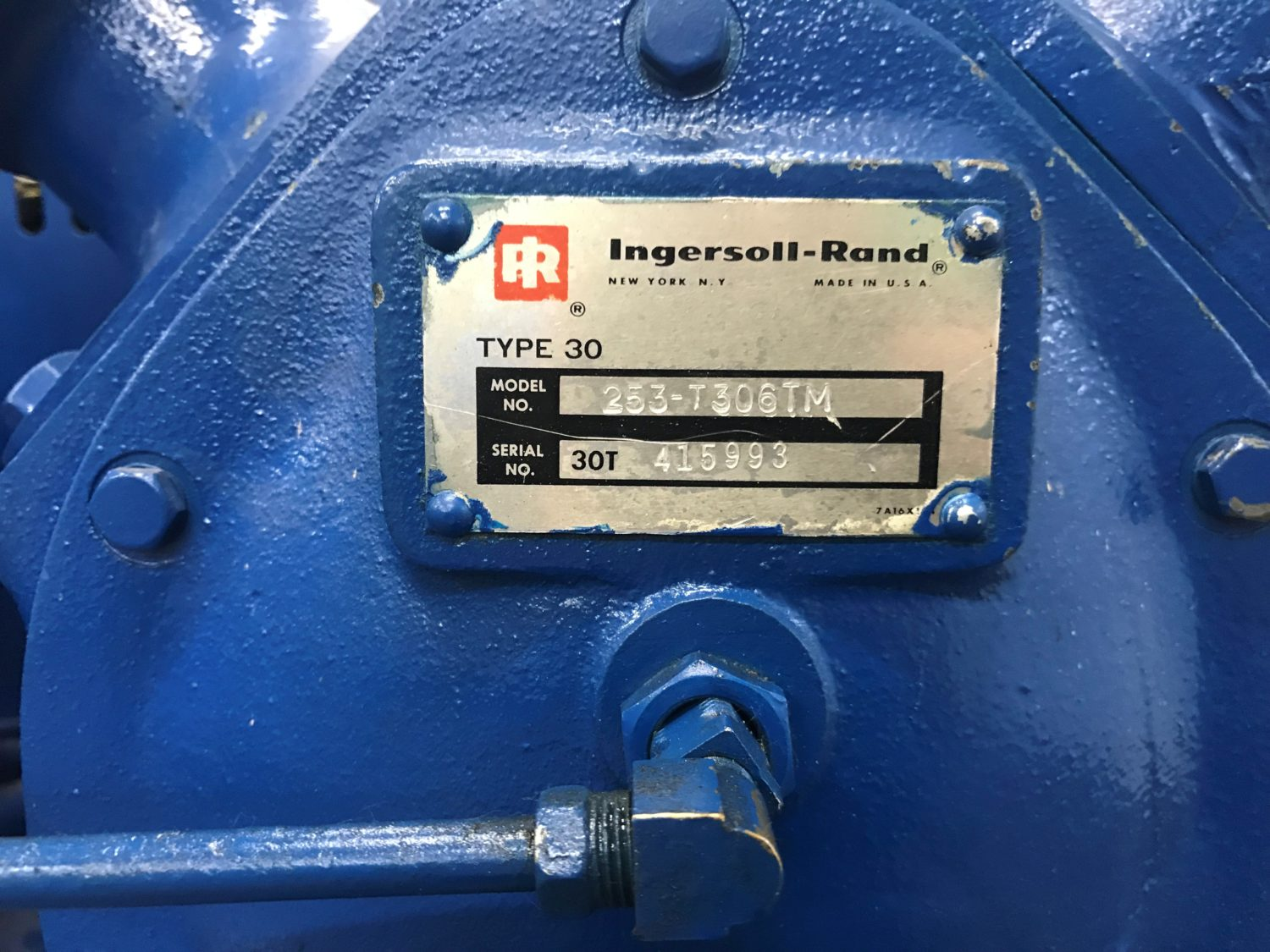 Where Are Ingersoll Rand Compressors Made