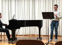 2fach vergoldeter Jungmusiker!