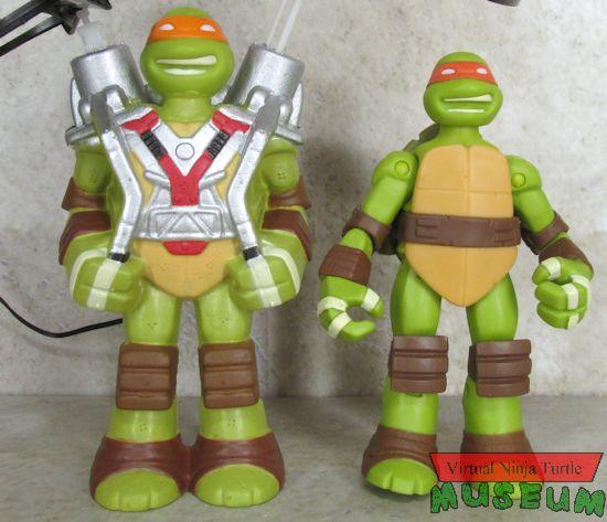 Teenage Mutant Ninja Turtles Ninja Control Flying Mikey review