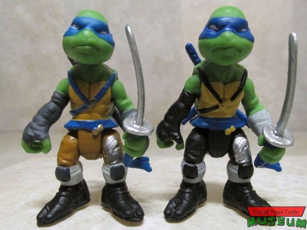Playmates Teenage Mutant Ninja Turtles Surprise Mini