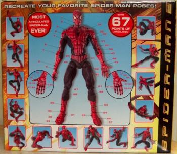Spiderman Movie II Ultimate 18 Figure