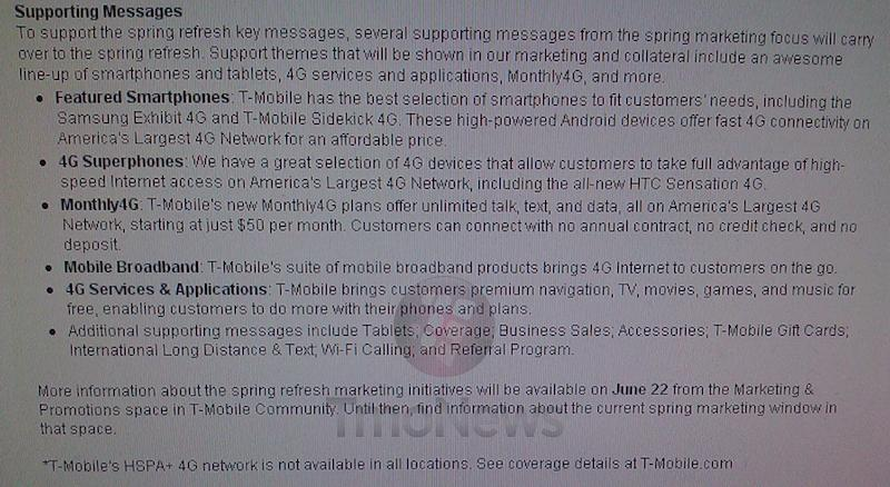T-Mobile's Spring Marketing Focus Will Feature The