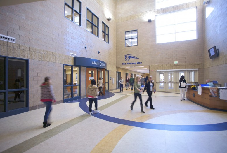 Central High School Additions  Remodeling  TMP Architecture