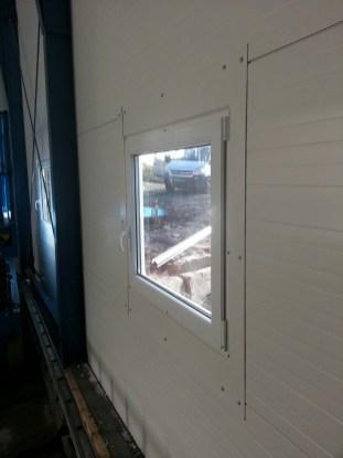 vinduene er også levert fra oss. Norges billigste vindu .