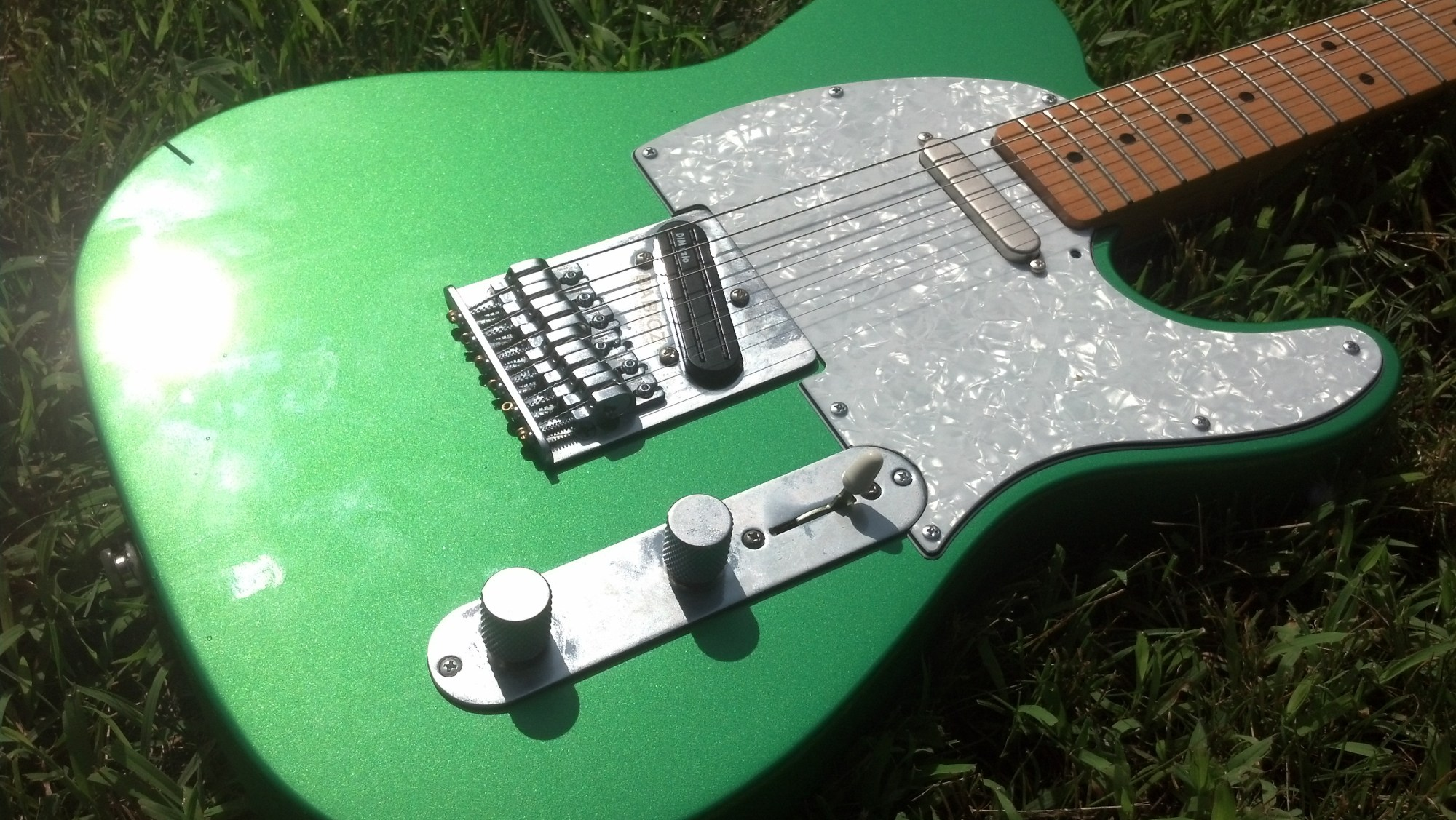 hight resolution of  img 20130706 094841 288 show me your green guitars page 3 dimarzio super distortion t wiring diagram at