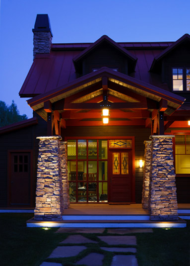 Western Craftsman  TMS Architects