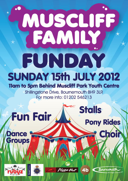 News Muscliff Funday 2012 TMSTH Area Forum Bournemouth