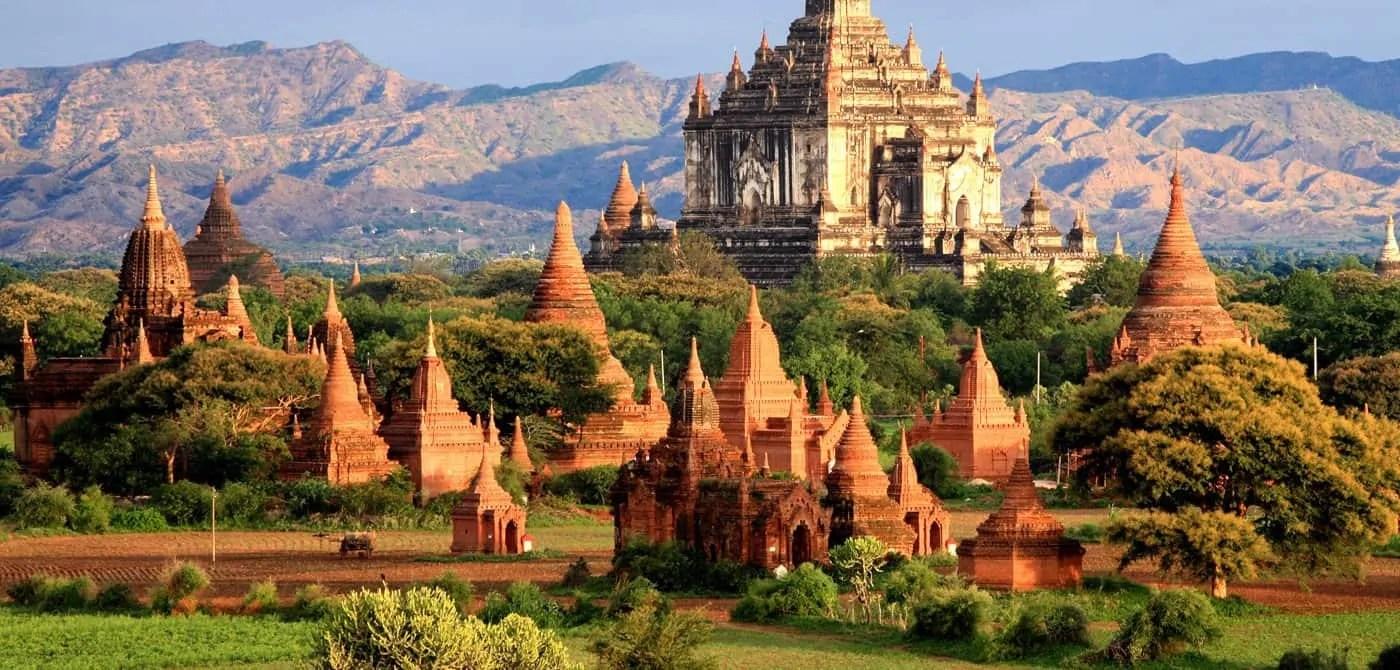 Car Rental -Mandalay – Bagan – Mandalay (1 Night 2 Days )