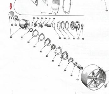TM Tractor Parts for McCormick Farmall Cub, International