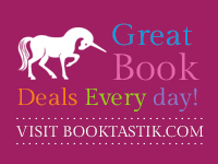 Great book deals daily on booktastik.com