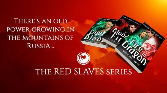 There's an old power growing in the mountains of Russia. The RED SLAVES series.