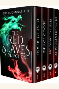 The Red Slaves Collection - omnibus edition of books 1 through 4