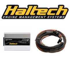 haltech io 12 expander box b can based 12 channel with flying lead harness 2 5m and can cable ht 059905 [ 1024 x 1024 Pixel ]