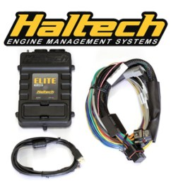haltech elite 1500 dbw with 1 2m 4 ft basic universal wiring harness kit ht 150901 tmz performance [ 1024 x 1024 Pixel ]