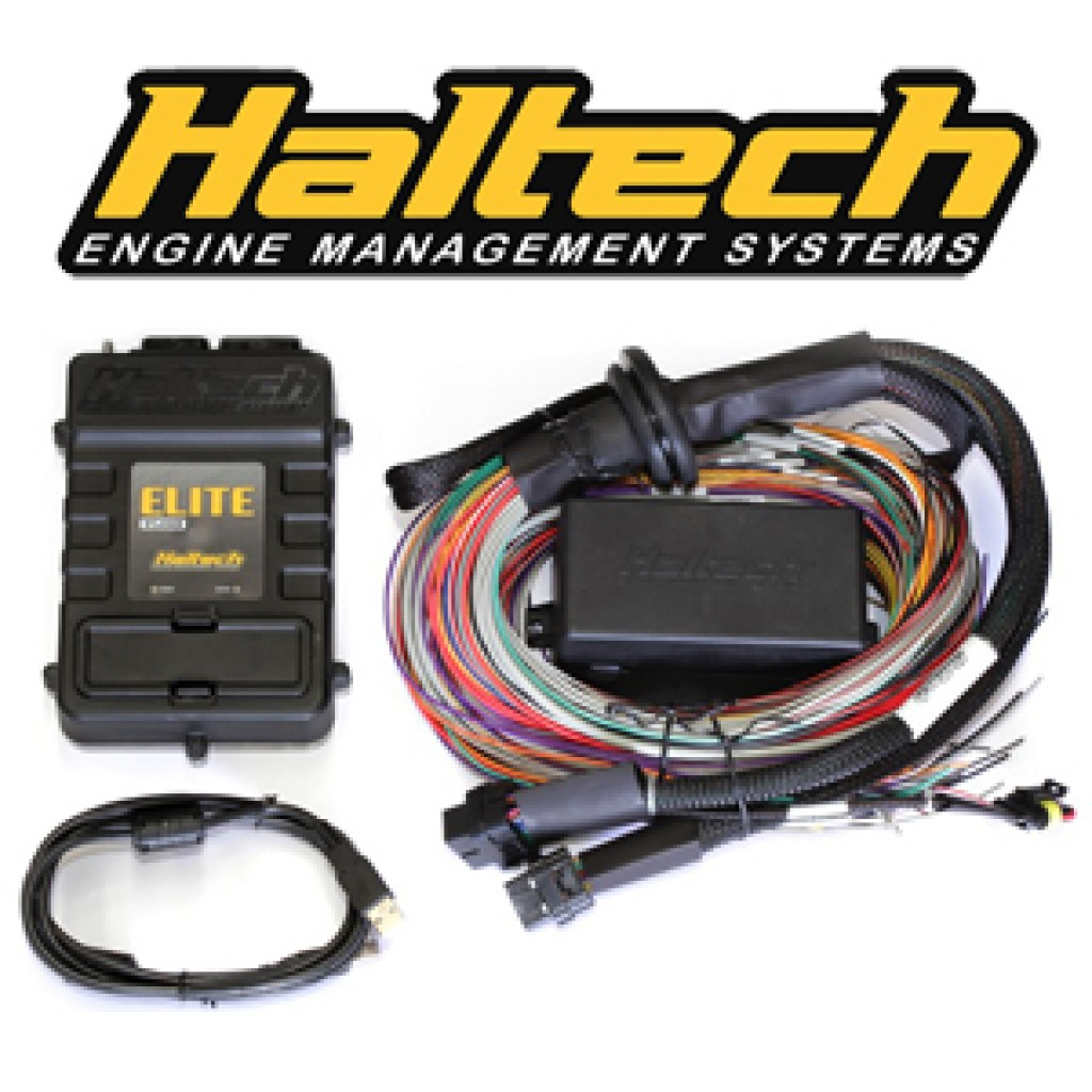 hight resolution of haltech elite 1500 dbw ecu with mitsubishi 4g63 fully terminated harness kit suits 1g cas ev1 flying lead ignition harness ht 150930