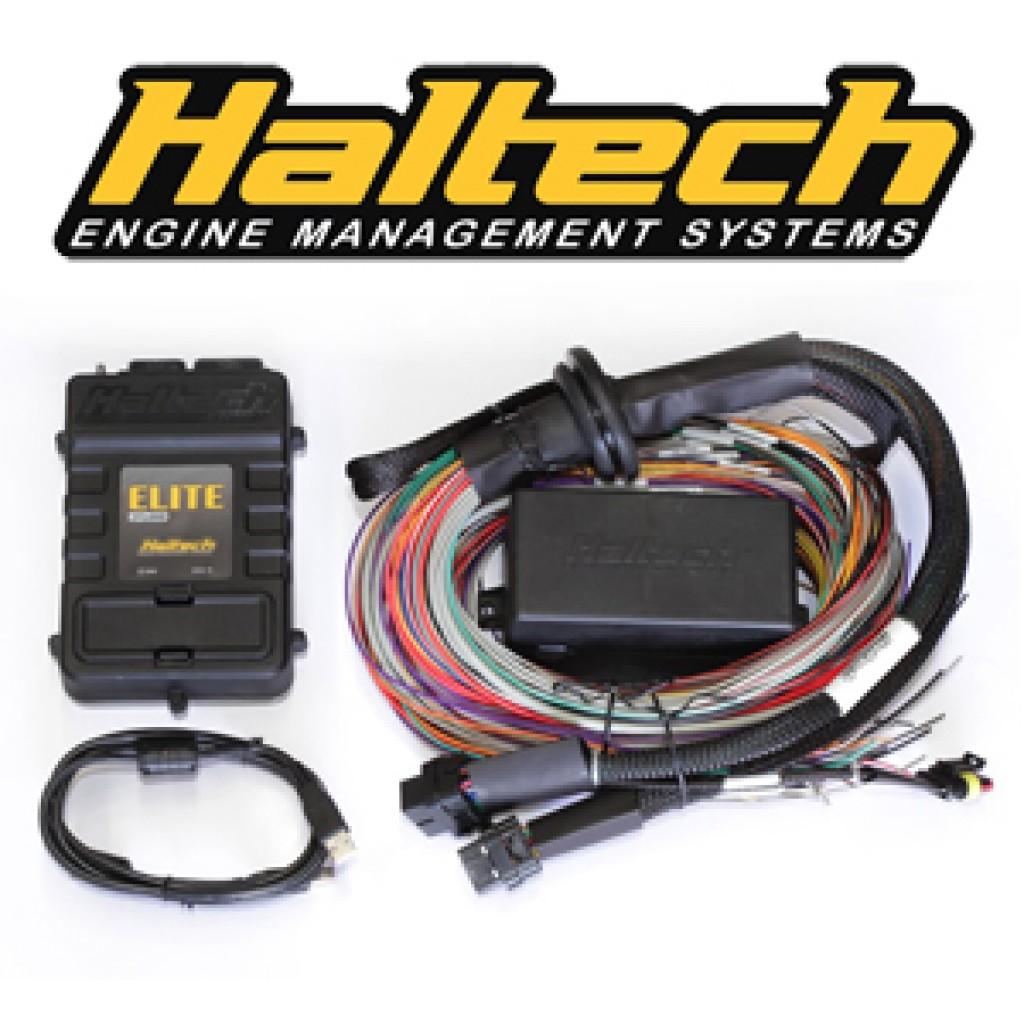 hight resolution of haltech elite 2500 dbw with 2 5m 8 ft premium universal wiring harness kit ht 151304
