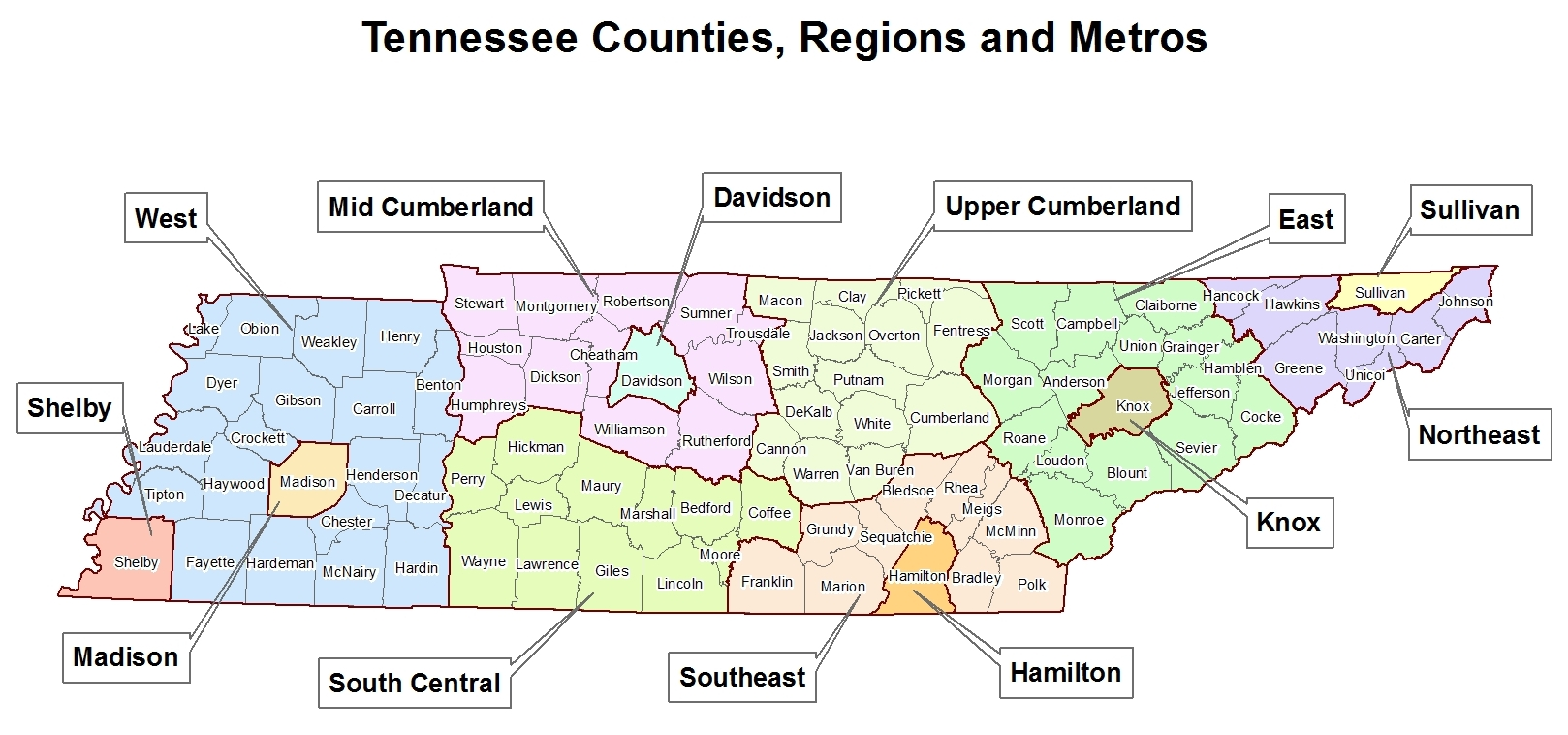 Tennessee Hepatitis A Outbreak