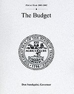 Fiscal Year 2001-2002 Budget Publications