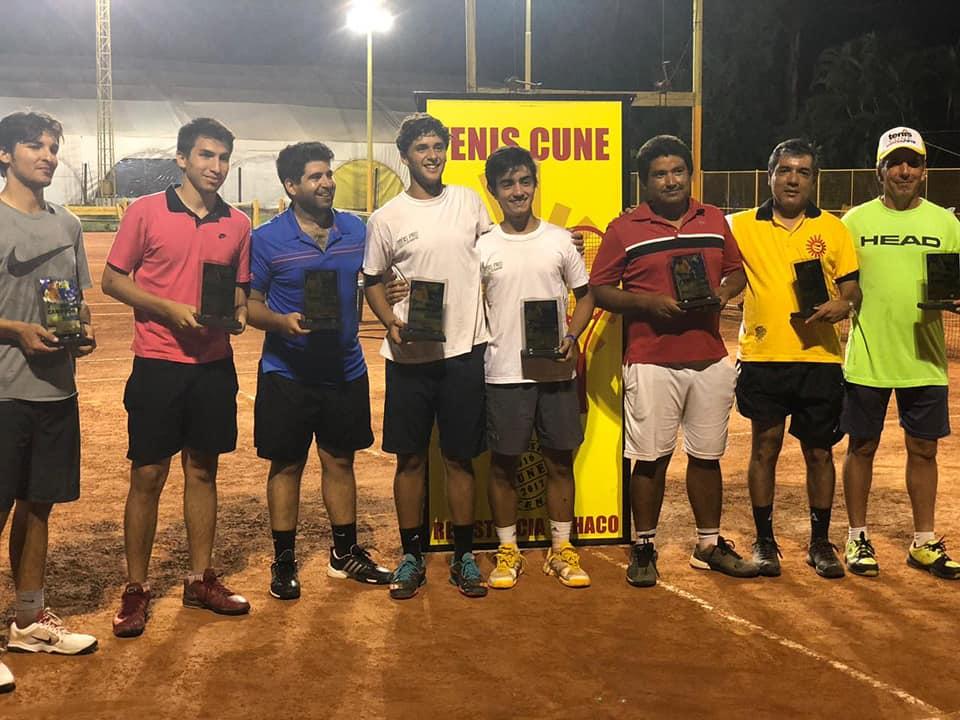 Circuito Tenis : Master de fin de año del circuito tenis cune 2018