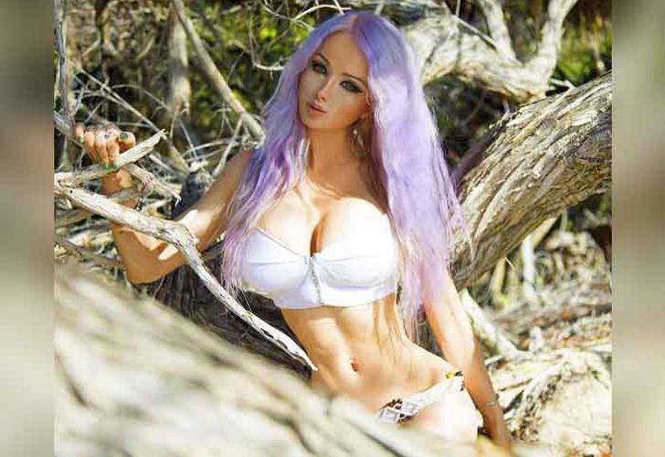 Galeria De Fotos Barbie Humana Instagram Sexy Valeria Lukyanova Galeria