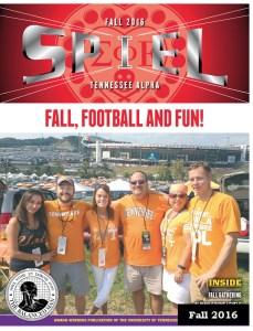 Fall 2016 edition of the TN Alpha Spiel