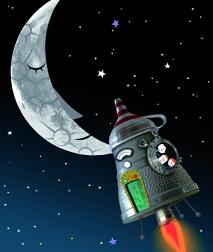 Viatge a la lluna
