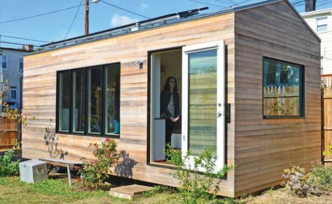 Energy Efficiency And The Tiny House Movement Tennessee