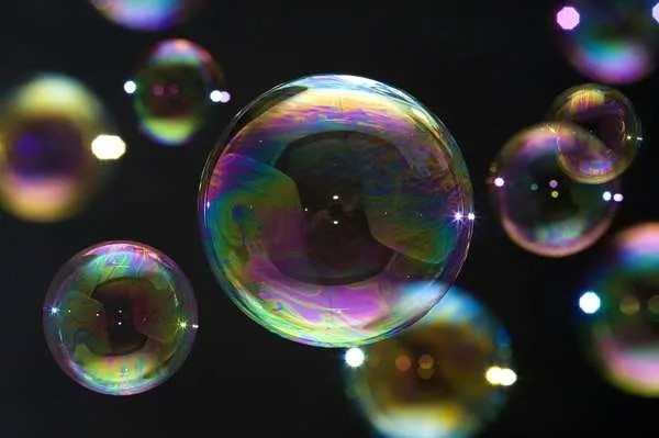 Signs of a Bubble