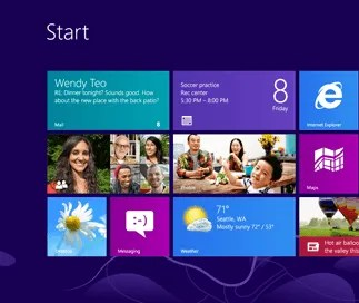 Windows 8 is Microsoft's bet on the future