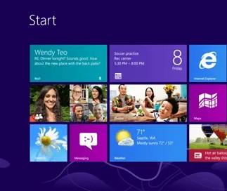 Windows 8 is Microsoft's bet on the future