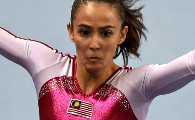 Support Pours In For Gymnast Farah Ann The New Paper