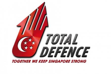 Sirens For Total Defence Day Latest Singapore News The