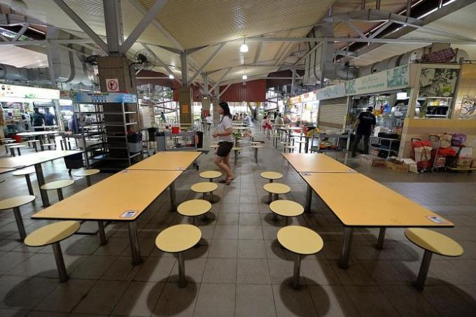 Zika turns food centres into ghost towns Latest