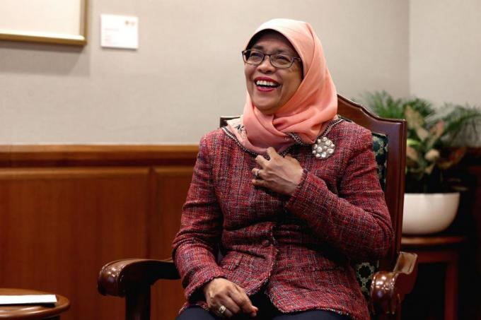 Halimah Yacob on empathy for jobless I cannot forget the recession Latest Singapore News