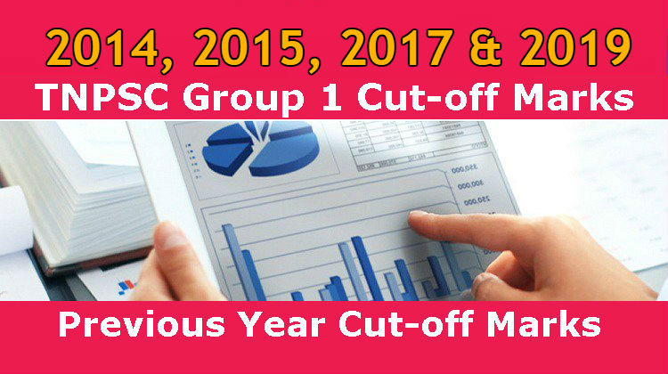 Expected TNPSC Group 1 Cut Off Marks