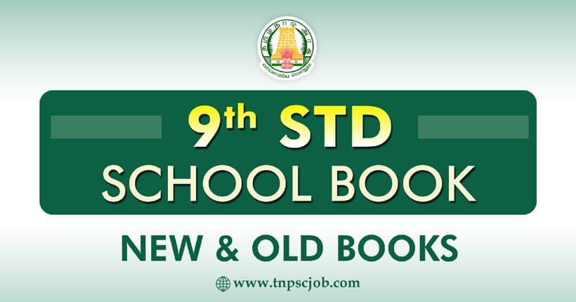 Samacheer 9th Std Books Pdf Free Download Links