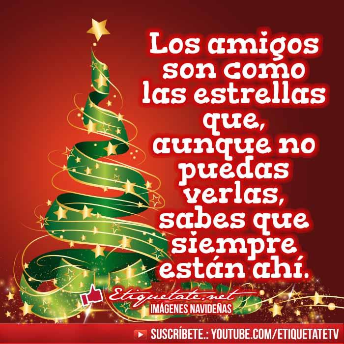 feliz navidad amigos sois