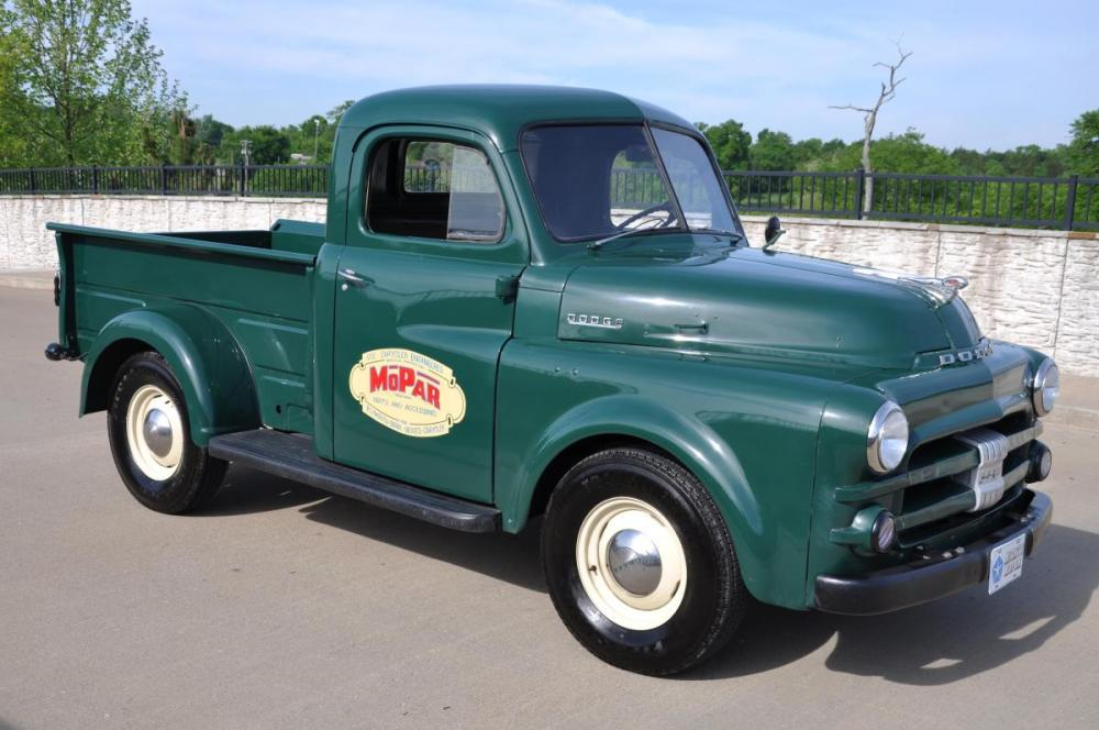 medium resolution of 1953 dodge pickup
