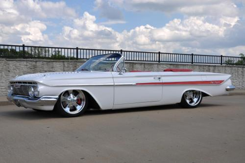 small resolution of 1961 chevrolet impala convertible sold