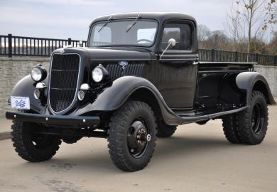 1935 Ford Pickup Truck For Sale