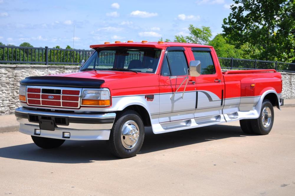 medium resolution of 1995 ford f 350 crew cab dually sold