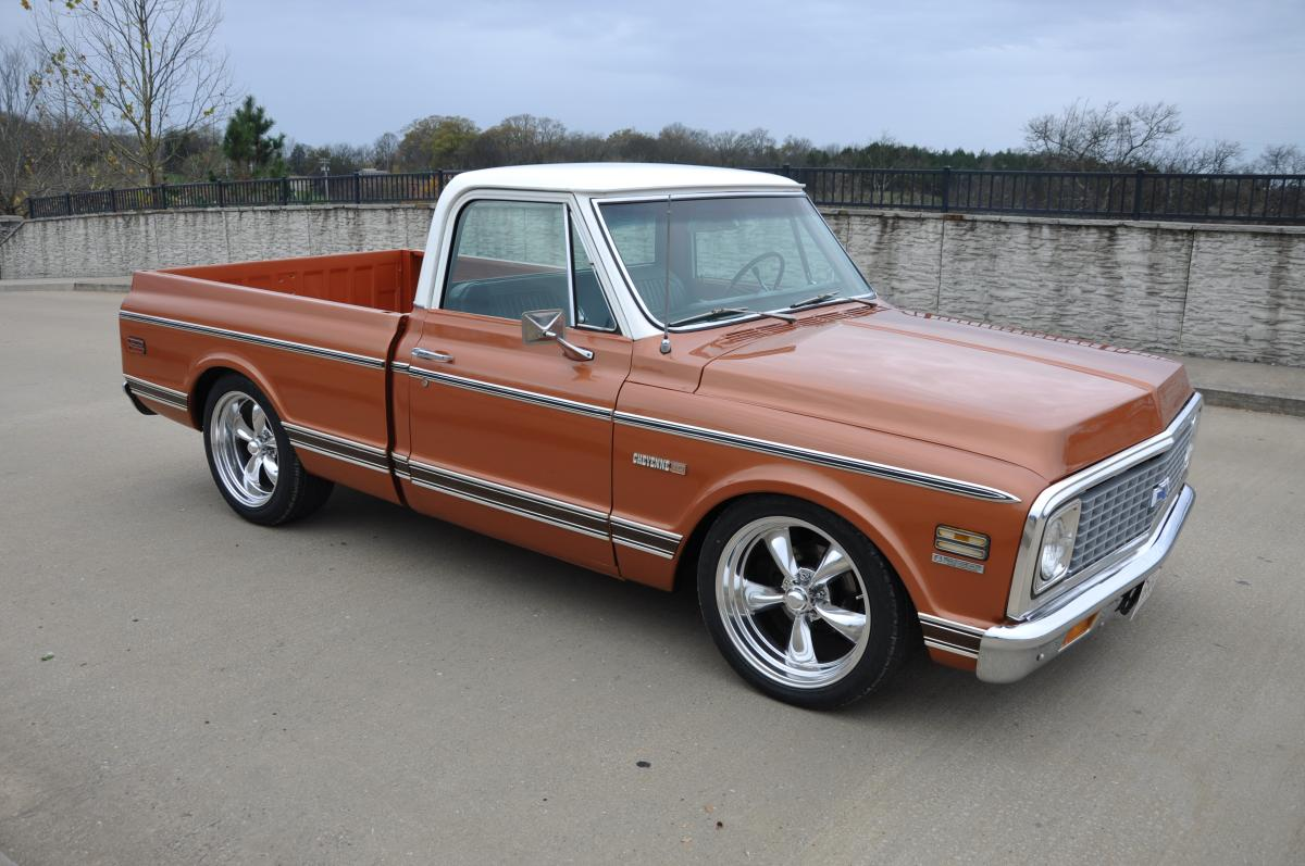 hight resolution of 1971 chevy c 10 pickup sold make an offer need more info