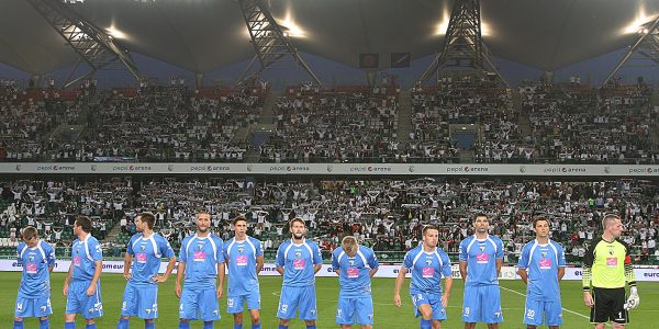 Legia Warsaw away5