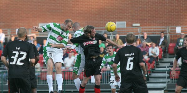UEFA Europa League second qualifying Round 1st leg