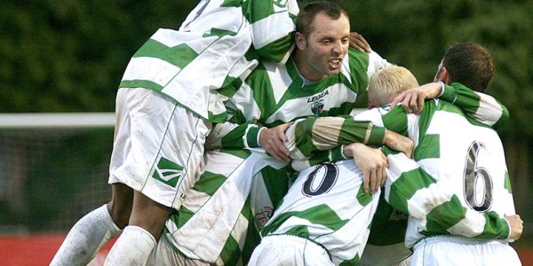 UEFA Champions League 1st Qualifying Round 1st leg