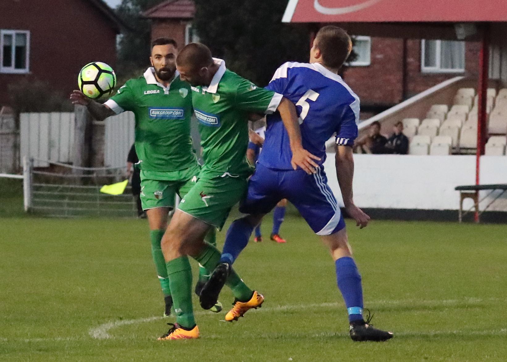 The New Saints FC 0 Shawbury United FC 1 – The Camera Never