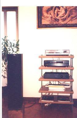 the tnt flexy table diy audiophile rack