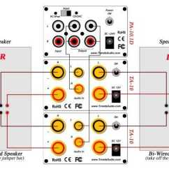 Bi Amp Wiring Diagram Yamaha Grizzly 350 [review] Trends Pa-10d Ge Valve Pre/headphone Amplifier System - [english]